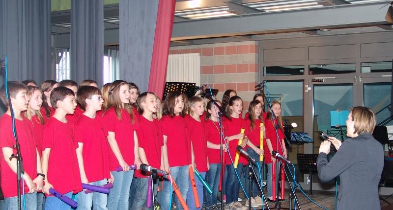 Chorklasse 5a - Bunter Abend 2014